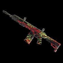 """Howa Type 89 Custom """"Chitin"""" (1 day) gift-link loot @"""