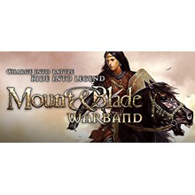Mount & Blade: Warband (STEAM KEY / RU/CIS)