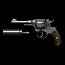 Nagan M1895 forever gift-link loot @