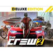 The Crew 2  - Deluxe Edition (Uplay CD-Key RU+CIS)