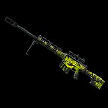 "Bushmaster BA50 ""Toxin"" (1 day) gift-link loot @"