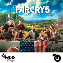 ⚫ FAR CRY 5 GOLD EDITION 🟣 REGION FREE   UPLAY 💎