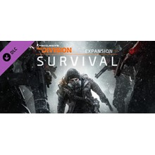 Tom Clancy's The Division - Survival Uplay Gift RU+CIS