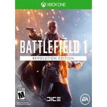 Battlefield 1 Revolution & Battlefield 1943 ✅(XBOX ONE)