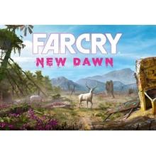 Far Cry New Dawn + Preorder b-s (Uplay Key. Russia/CIS)