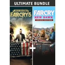 Far Cry New Dawn - Gold edition (Uplay key) @ RU
