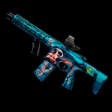 "Cobalt Kinetics Stealth Pistol ""Pirate"" 1 day gift-link"