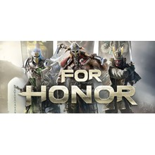 For Honor - Standard Edition (Uplay CD-Key RU+CIS)