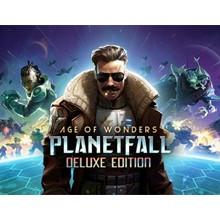 Age of Wonders: Planetfall: Deluxe (RU/CIS Steam KEY)