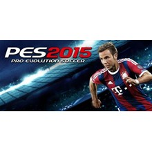 Pro Evolution Soccer 2015 (PES 2015) STEAM KEY / RU