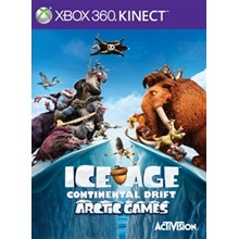 Ice Age 4 Kinect Xbox 360