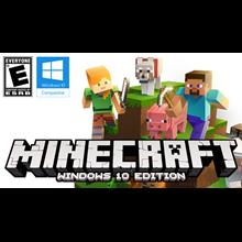 Minecraft: Windows 10 Edition — gift key