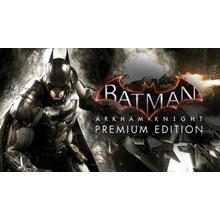 Batman Arkham Knight Premium Ed 💳NO COMMISSION