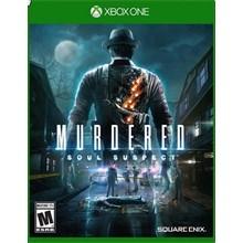 Murdered: Soul Suspect Xbox One Digital Code