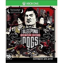 Sleeping Dogs Definitive Edition Xbox One Digital Code
