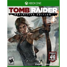 Tomb Raider Definitive Edition - Xbox One Digital Code