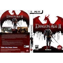 Dragon Age II 2 Origin Key RU+CIS