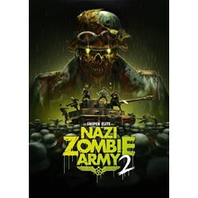 Sniper Elite: Nazi Zombie Army 2 (Steam Gift RegFree)
