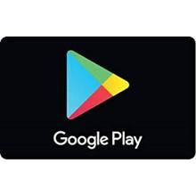 GOOGLE PLAY GIFT CARD 5$ USA
