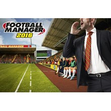 Football Manager 2016 Steam Key RU Activation Reg. Free
