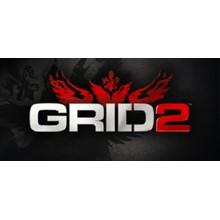 GRID 2 + 2 DLC (STEAM KEY / ROW / REGION FREE)