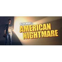 Alan Wakes American Nightmare >>> STEAM KEY | ROW