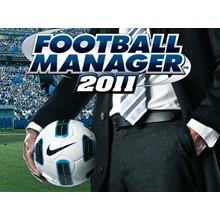 Football Manager 2011 Steam (Steam KEY / Region free )