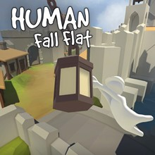 HUMAN FALL FLAT (STEAM) INSTANTLY + GIFT
