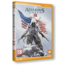 Assassins Creed 3 Standart (Steam Gift Region Free)