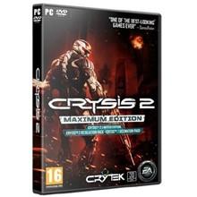 Crysis 2 Maximum Edition (Steam Gift Region Free / ROW)