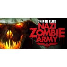 Sniper Elite: Nazi Zombie Army Steam RU+CIS