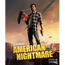 Xbox 360 | Alan Wake's American Nightmare | TRANSFER
