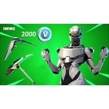 (FORTNITE) - Eon Cosmetic Set + 2000 V-Bucks Xbox One
