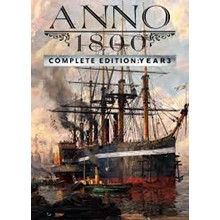 Anno 1800 Complete Edition+DLC The High Life+GLOBAL🔴