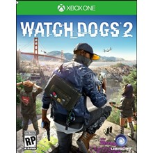 Watch Dogs 2 Xbox One Digital Code