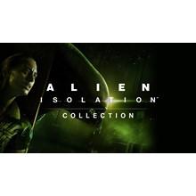 ALIEN: ISOLATION COLLECTION (steam cd-key RU,CIS)