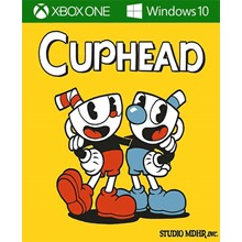 Cuphead Xbox One/win10 digital code🔑