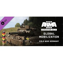 Arma 3 Creator DLC: Global Mobilization - Cold War Germany (RU/UA/KZ/CIS) * DLC