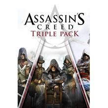 Assassins Creed Black Flag,Unity,Syndicate Xbox One🔑