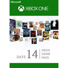 Xbox Game Pass 14 дней ✅(XBOX ONE) RENEWAL SUBSCRIPTION