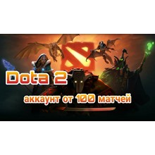 DOTA 2 | from 100 matches