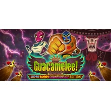Guacamelee! Super Turbo Championship steam REGION FREE