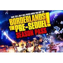 BORDERLANDS: THE PRE-SEQUEL SEASON PASS steam key RU