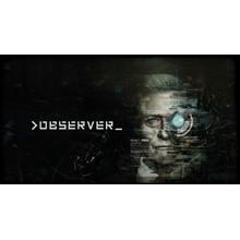 >OBSERVER_(steam cd-key RU,CIS)