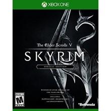 The Elder Scrolls V: Skyrim  Xbox One & SERIES сode🔑