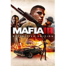 Mafia III: Definitive Edition Xbox One & Series code🔑