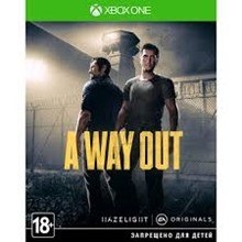A Way Out XBOX ONE & Series X|S code🔑