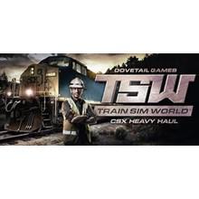 Train Sim World CSX Heavy Haul [STEAM KEY] RU/CIS