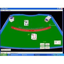 Black Jack. The program simulator basic strategy