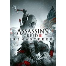 Assassin´s Creed III Remastered (Uplay key) @ RU